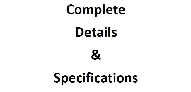 Complete details